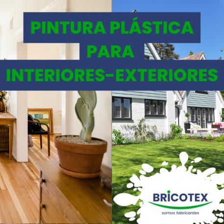 Pintura Plástica Económica de Interior