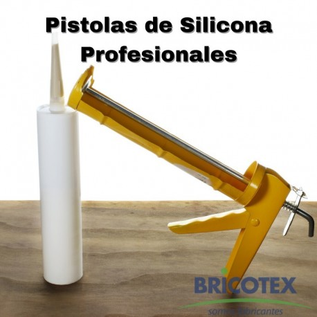 Pistolas de Silicona ó espuma