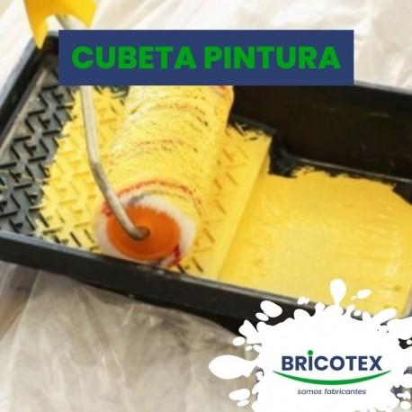 Cubetas y bandeja de Pintor