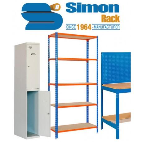 Bancos de Trabajo Profesional Simon Rack