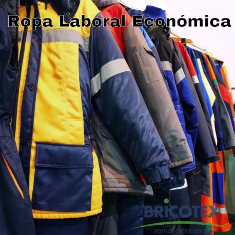 Ropa Laboral Económica