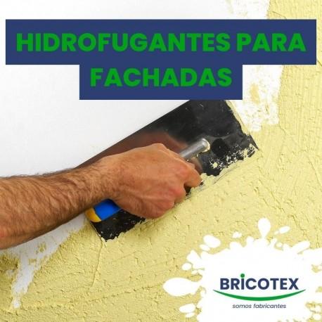 Hidrofugantes para Fachadas