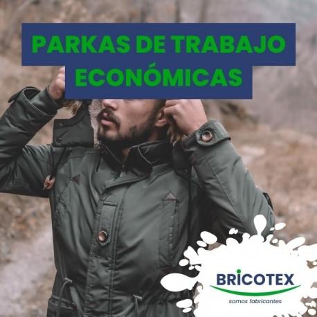 Parkas de Trabajo Económicas
