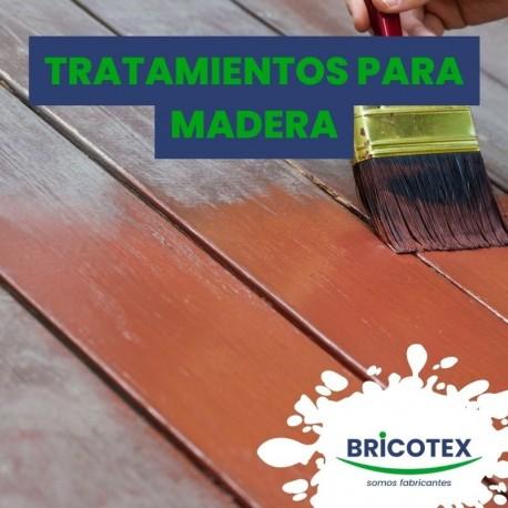 Tratamientos para Madera