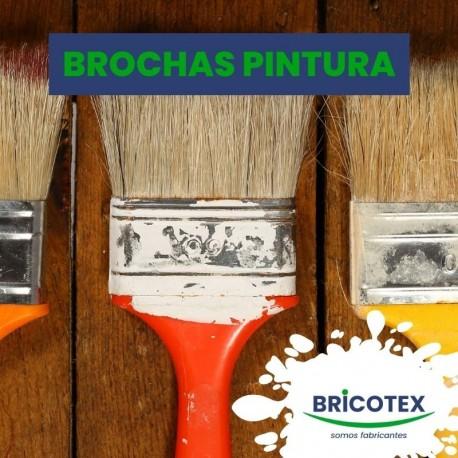 Brochas y Pinceles de pintor