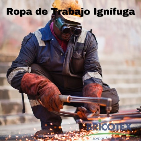 Ropa de Trabajo Ignífuga