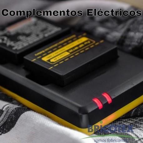 Baterías, Cargadores y Accesorios