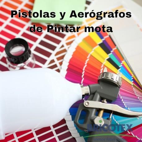 Pistolas y Aerógrafos de Pintar mota