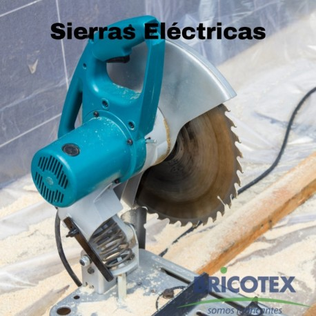 Sierras Eléctricas Profesionales