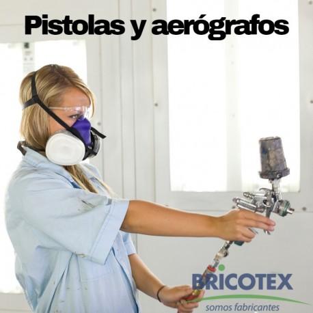Pistolas y Aerógrafos Profesionales Mota