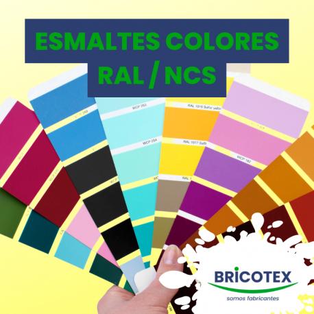Esmaltes Colores RAL / NCS