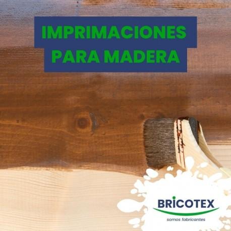 Imprimaciones para Madera