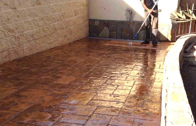 Tratamientos adecuados para los suelos de barro cocido - Suelos barro cocido ...