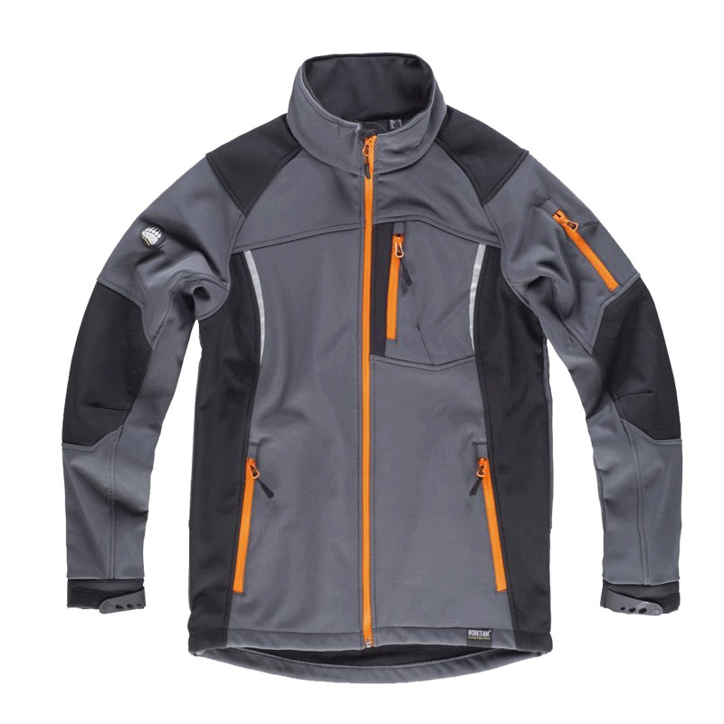 Chaqueta Impermeable Workshell