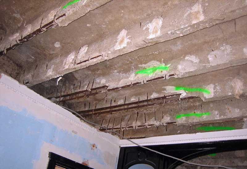 Pintura anticarbonatación del hormigón